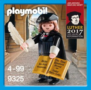 Playmobil-Sonderfigur Martin Luther