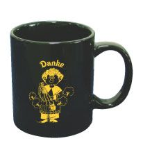 25 x Tasse Mini, black