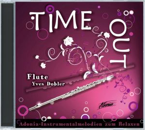 Time out - Flute, Instrumental CD